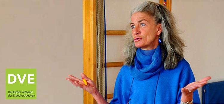 Ergotherapeutin und Linkshänderberaterin Sigrid Kahle